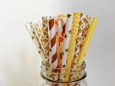 Lion King Paper Straws, Assorted Paper Straws, Lion King Theme, Birthday Party, Lion King Party, Play Date, Party Decorations, Lion King, 25