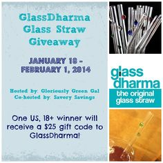 Win a $25 Gift Code to GlassDharma! Open US