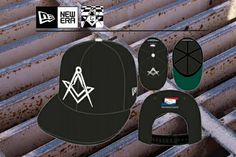 Freemasonry Squared & New Era Snapbacks are now avalible! See our FB pg. For details. It's a food looking Masonic Snapback. #masonichat #masoniccaps #masonicsnapbacks #masonicclothing #freemasonry #masons #freemasons #masonic #masonicmemes #meme #light #freemasonrysquared #freemasonry #history #facts #squareandcompass