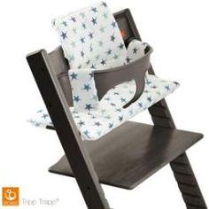 Coussin étoiles bleues pour chaise haute Tripp Trapp - Stokke - Enfant - De 6 mois à 3 ans