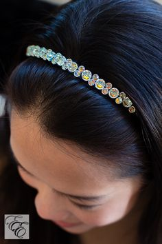 Jeweled hairband