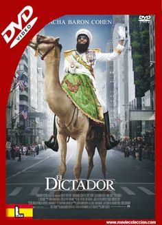 El Dictador 2012 DVDrip Latino ~ Movie Coleccion