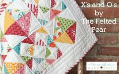 X's and O's Quilt