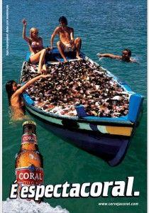 Publicidade - Cerveja Coral