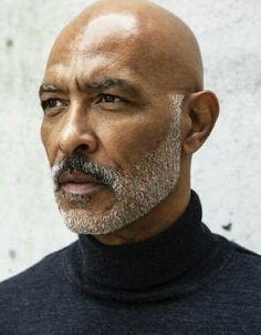 Older mature black men
