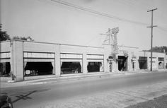 Berger Chevrolet, 1451 Lake Drive (now the Post Office) - May 23, 1941