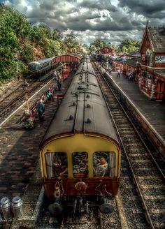 Severn valley railway - Severn valley railway