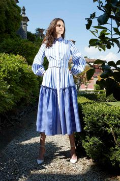 Sara Battaglia Resort 2020 Collection - Vogue