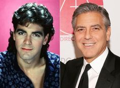 Mullets, Manes, and Dye Jobs, Oh My! See Birthday Boy George Clooney's Memorable Hairdos