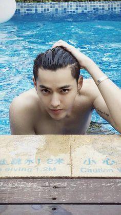 Kris Wu, Cheney Chen, Mr Nice Guy, Rapper, Cute Boy Photo, Korean Boys Ulzzang, Movie Shots, Wu Yi Fan, Nice Bikinis