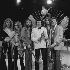 Bryan Ferry and Roxy Music, 1973