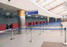 Check in area at Jomo Kenyatta International Airport (JKIA).  A Britam study shows that Nairobi is enjoying international limelight due to its global air connection and expanded infrastructure. PHOTO | JEFF ANGOTE | NATION MEDIA GROUP