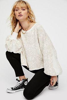 Rahhh Printed Pullover
