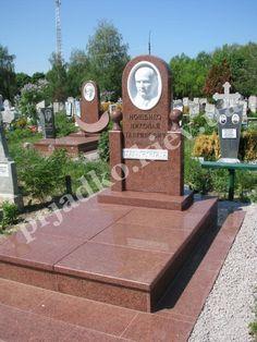 Ваза. Токовский гранит Онега заказ памятника на кладбище Кумертау
