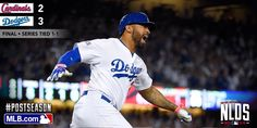 Matt Kemp HR wins game 2