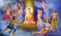Fun + Energy =Health: God Buddha as a god