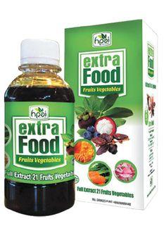 Jual Extra Food agen stokis resmi HPAI, produk herbal Extra Food harga murah standar HPA Indonesia di http://www.agenhpai.com/extra-food.html