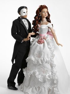 The Phantom of the Opera | Tonner Doll Company SOLD OUT EDITION
