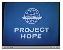 Academy Award Winning Film Project HOPE. Click through to website to watch the 30 minute film.