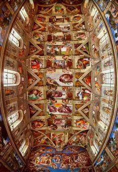 ITALIA - fabforgottennobility: Masterpiece by NEOkeitaro. Cathedral Architecture, Italy Architecture, Beautiful Architecture, Beautiful Buildings, Basilica Architecture, Cultural Architecture, Art Du Monde, Vatican City, Renaissance Art