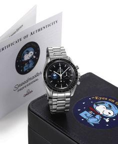 Omega Speedmaster Snoopy #omega