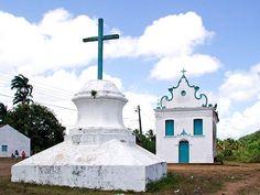 Capela da Vila de Montemor, Rio Tinto-PB - Brasil