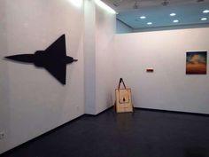 Galeria Javier Silva, dentro del programa expositivo Diálogos. Juan Antonio Guerrero Misa Escritor. Eduardo Alonso Rico Plástica.