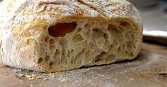 En doft av Nybakt: Kalljäst i gjutjärnsgryta Cooking 101, Cooking Recipes, Tasty Videos, Piece Of Bread, Our Daily Bread, No Bake Desserts, Bread Baking, Food Inspiration, Bread Recipes
