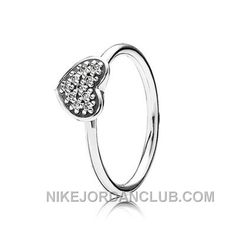 http://www.nikejordanclub.com/pd146555ea-pandora-heart-silver-ring-with-pave-set-cubic-zirconia-new-release.html PD146555EA PANDORA HEART SILVER RING WITH PAVE SET CUBIC ZIRCONIA NEW RELEASE Only $11.85 , Free Shipping!