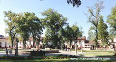 Plaza Vasco de Quiroga en Pátzcuaro uno de los lugares predilectos de nuestros huéspedes en Hotel Mansión Iturbe