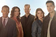 Criminal Minds: Beyond Borders on CBS