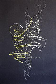 writtenart calligraphy