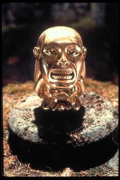 Idol from Raiders of the Lost Ark