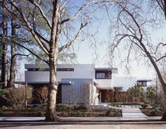 Waldfogel Residence - midcentury - exterior - san francisco - Ehrlich Architects