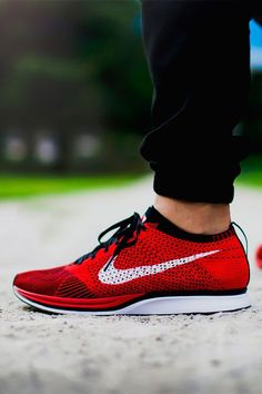 Nike Flyknit Racer | Raddest Men's Fashion Looks On The Internet…