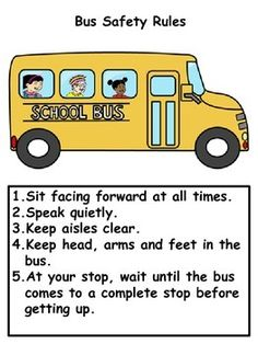 Bus Safety by Puppet Korner N
