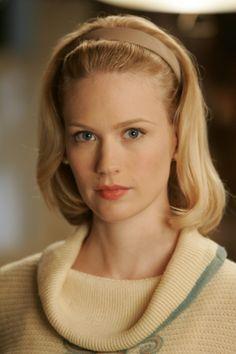 We need Betty Draper.