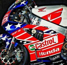 Honda vtr1000 sp2 Edwards