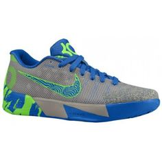 super popular 6a7b8 f270f Nike KD Trey 5 - Men s - Basketball - Shoes - Kevin Durant - Pewter  Grey Flash Lime Lyon Blue-sku 53657043