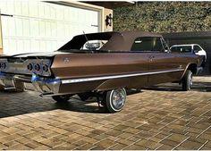 63 Chevy Impala SS