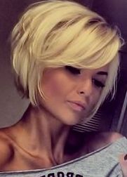 Ideas for great looking women's hair. Your hair is without a doubt exactly what can easily define you as an individual. To numerous people today it is definitely vital to have a great hair style. Hairstyle New. Hair and beauty. Love Hair, Great Hair, Gorgeous Hair, Awesome Hair, Short Hair Cuts, Short Hair Styles, Bob Styles, Hair Affair, Pretty Hairstyles