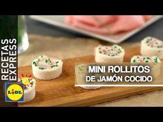 Mini rollitos de jamón cocido - Lidl España