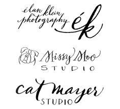 Favorite hand lettering work of 2012 » Fat Orange Cat Studio Pet & Wedding Photography Boston Blog