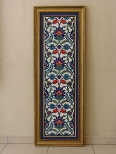 Ottoman tiles.