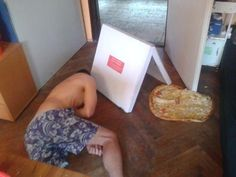 Almost Made It Poor pizza.