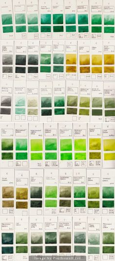 Study of Greens