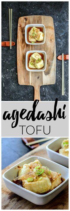Agedashi Tofu   Killing Thyme
