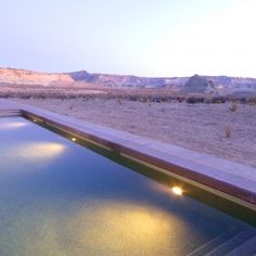 Amangiri Resort, Canyon Point, UT Though this stylish Canyon Point resort is built around a spectacular negative-edge pool, six of its suites come with their own desert-facing infinity pools for added luxury. Mesa Suite pools come with private sky terraces and sweeping mesa views, and Desert Suites get larger pools overlooking the valley's endless dunes and plateaus. In the signature Amangiri Suite, a 60-foot rectangular swimming area is built into a spacious outdoor terrace with daybeds and…