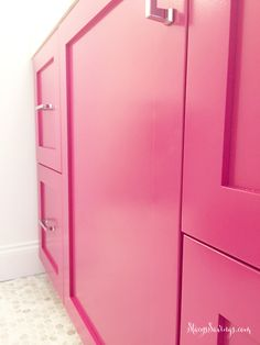 Famous Kitchen Bath And Beyond Tampa Thin Cleaning Bathroom With Bleach And Water Regular Custom Bath Vanities Chicago Cheap Bathroom Installation Falkirk Old Memento Bathroom Scene YellowJacuzzi Whirlpool Bathtub Reviews Painted Cabinets   Hot Pink Vanity. Girls Bathroom Cabinets. Ikea ..