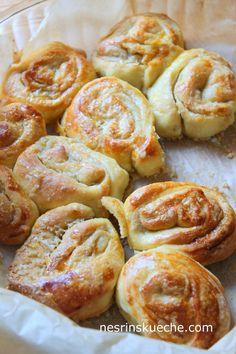 NESRiN`S KÜCHE: TAHİNİBROT (tahin ekmeği) / Tahinli Çörek